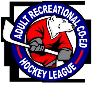 Adult Recreational Co-ed Hockey League